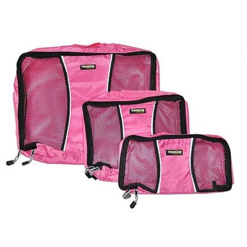 Travel Zee Tas Travel - Pink