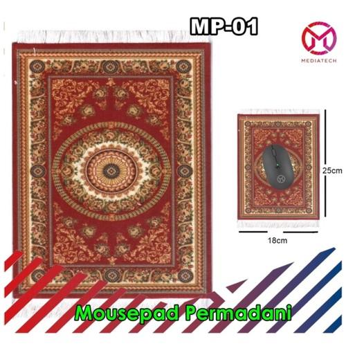 Mousepad Permadani Style Persian / Mouse Pad Karpet MP-01