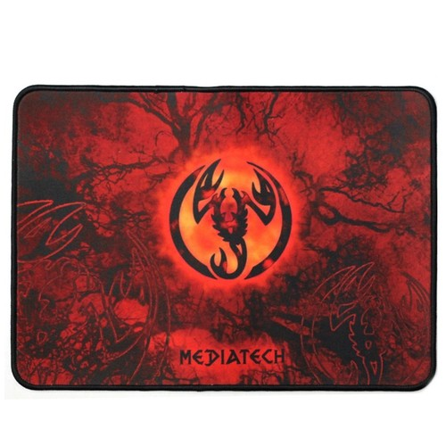 Mediatech Mouse Pad Gaming GP 01 Epicenter Speed Edition - HALUS
