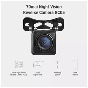 MiDrive RC05 70MAI - Revers
