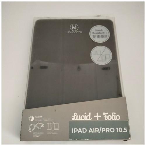 Monocozzi Lucid + Folio Case Ipad Pro / Air 3 10.5