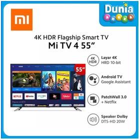 """Xiaomi Mi TV 4 55"""" LED Andr"""