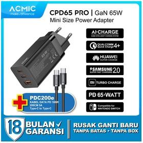 ACMIC CPD65 GaN 65W Super F