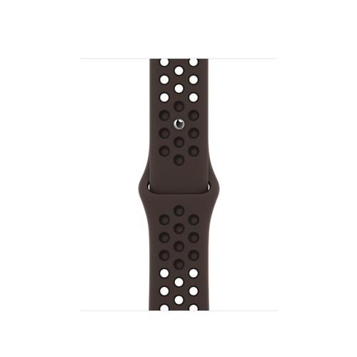 Apple Watch Strap 40mm - Ironstone/Black Nike Sport Band - MJ6J3FE/A
