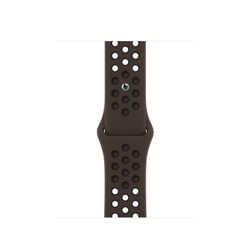 Apple Watch Strap 44mm - Ironstone/Black Nike Sport Band - MJ6M3FE/A