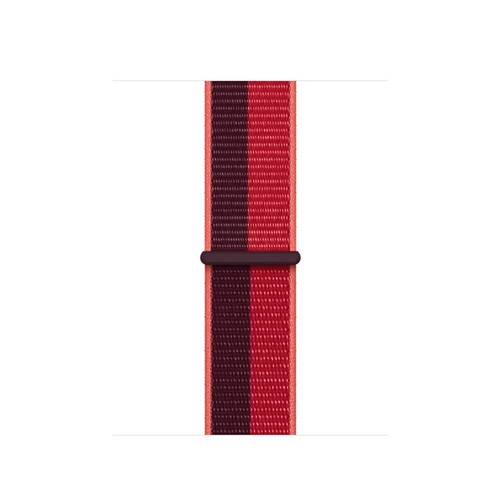 Apple Watch Strap 44mm - Red Sport Loop - MJG33FE/A