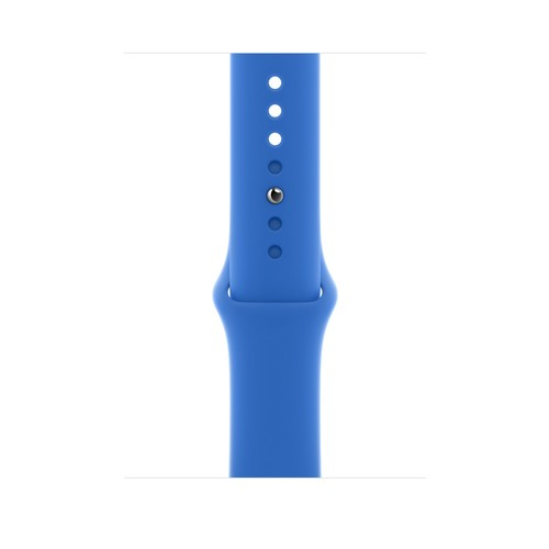 Apple Watch Strap 44mm - Capri Blue Sport Band - MJK53FE/A