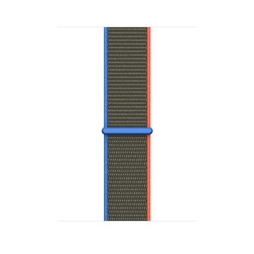 Apple Watch Strap 44mm - Olive Sport Loop - MJG13FE/A