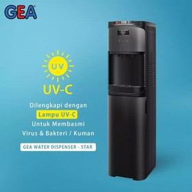 Gea Dispenser Star UV Galon