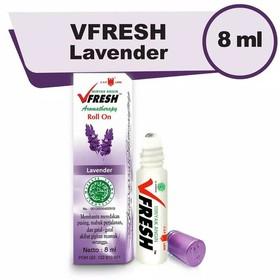 V-Fresh Lavender 8ml