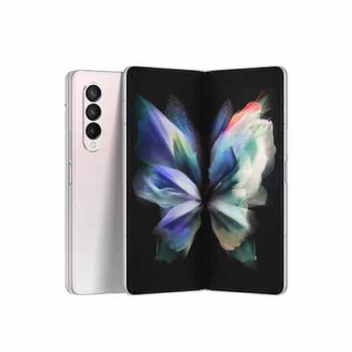 Samsung Galaxy Z Fold3 (RAM 12GB/512GB) - Silver