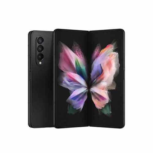 Samsung Galaxy Z Fold3 (RAM 12GB/256GB) - Phantom Black