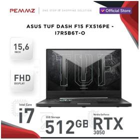Asus TUF Dash F15 FX516PE -