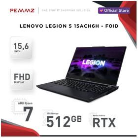 LENOVO LEGION 5 15ACH6H - F