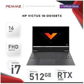 HP Victus 16-d0108TX - 16.1