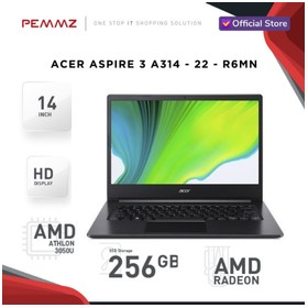 Acer Aspire 3 A314 - 22 - R