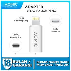 ACMIC USB-C to Lightning Ad