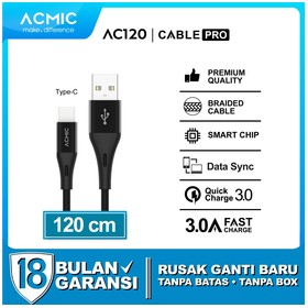 ACMIC AC120 Kabel Data Char
