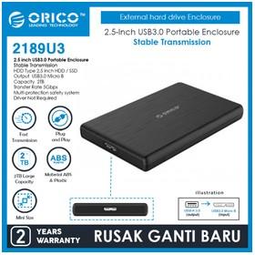 ORICO 2189U3 2.5 inch USB3.
