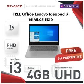 Lenovo Ideapad 3 14IML05 ED