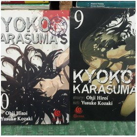 KOMIK KYOKO KARASUMAS CASE