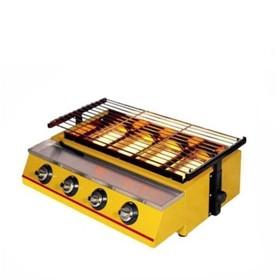 Getra Griller 4 Burner BBQ