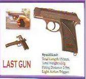 pistolgas