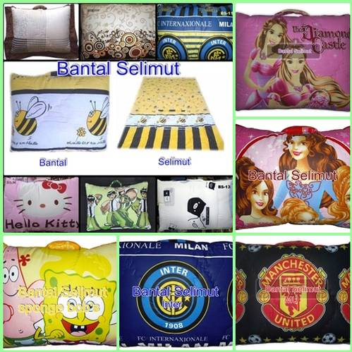 Bed Cover Lucu N Unik
