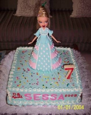 Untuk Cake model Barbie ini bisa dipesan menggunakan harga kue Mocha ...