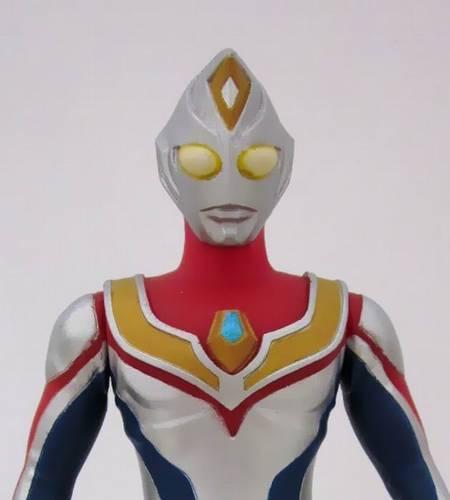 Ultraman Dyna Toy
