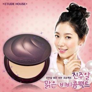 Jual Precious Mineral BB Compact #3 Sheer Flawless Skin SPF30 PA+++ (Purple Cove...