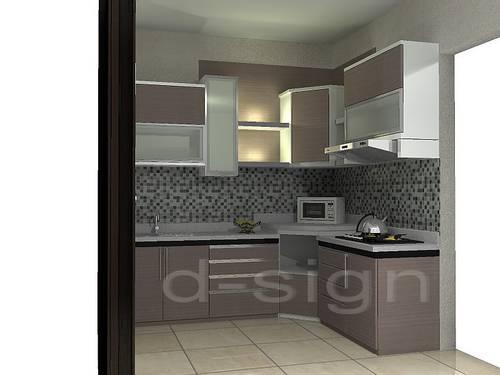 Safana furniture jual dan melayani pembuatan kitchen for Kitchen set jual