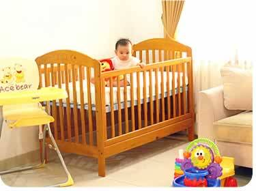 Jual RANJANG BAYI / BABY BOX  BABY BELLE TIPE CHELSEA