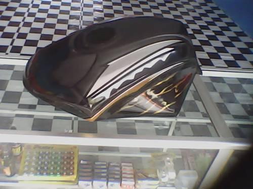 Jual Kondom tangki vixion hitam
