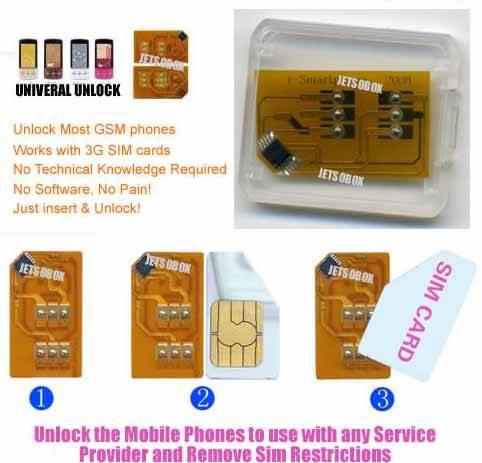 Jual Smartcard Turbo Sim Alat Untuk Unlock Handphone Murah