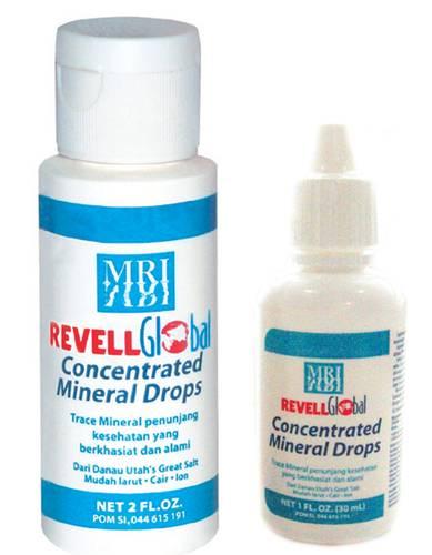 Jual Concentrated Mineral Drops / CMD, Ajaib & Terlaris dalam Menyembuhkan Berba...