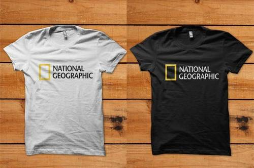 Jual Kaos National Geographic