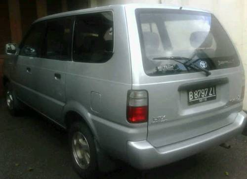 for Product Jual Mobil Toyota Kijang LGX Efi 1.8 A/T Th 2002 (SOLD