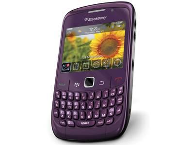 Blackberry Gemini Royal Purple garansi resmi TAM dan Trikomsel 2 tahun ...
