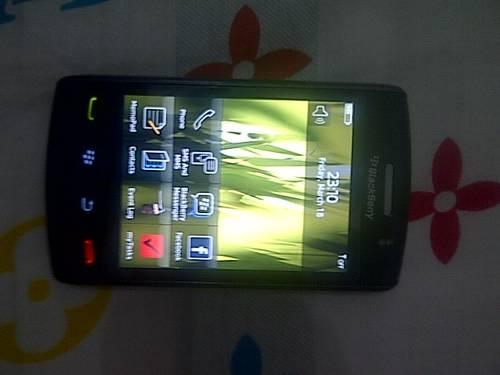 Jual Blackberry Storm 2 Bekas Seken Second