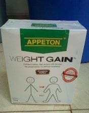 DINOMARKETR PasarDinoTM Appeton Weight Gain 700g