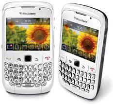 new blackberry gemini 8520 black,white,and pink