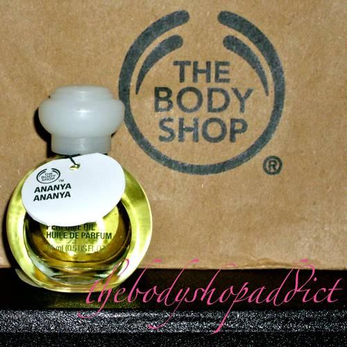 DINOMARKET® : PasarDino™-The Body Shop Ananya Perfume Oil