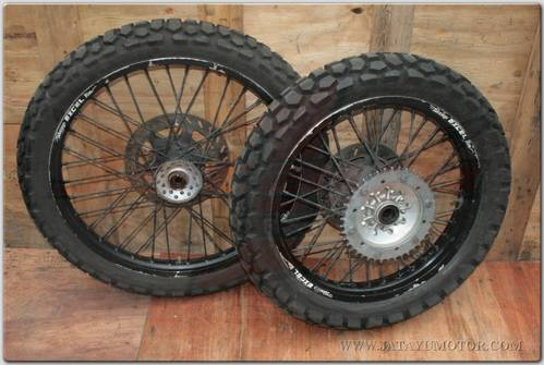 Jual Velg / Wheel / Rim Trail Yamaha WR 200 merk DID