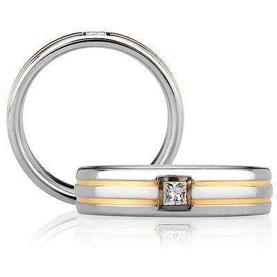 Trendy Diamond Wedding Rings 2010/2011