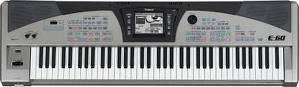 Jual Keyboard Roland E 60...