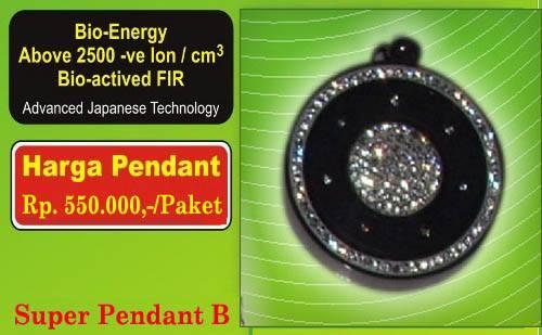 Jual BIO ENERGY QUANTUM PENDANT