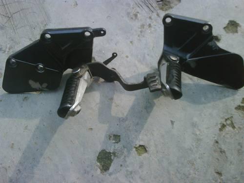 Jual WTS : Footstep original Kawasaki Ninja RR, good condition