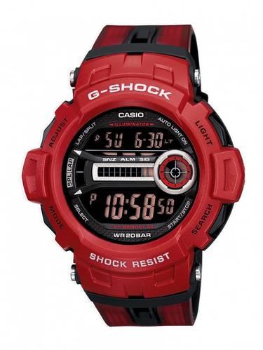 Jual Jam Tangan Casio G-Shock Original Murah Garansi Resmi 1th Tipe GD 200-4 Har...