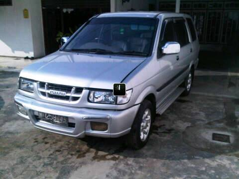 Direct Link for Product Jual Isuzu Panther LS 2002 - front face M/T :
